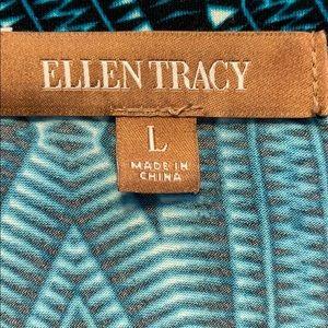 Ellen Tracy Dresses - Ellen Tracy Wrap Dress - L